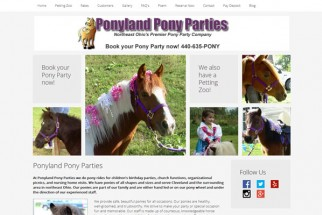 ponylandponyparties